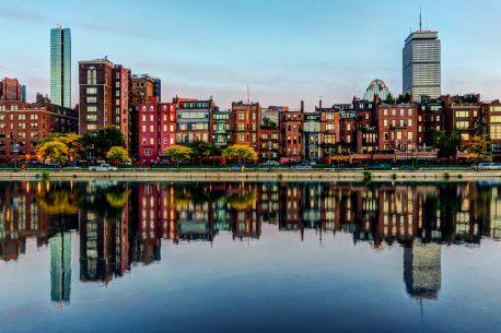 viaggio nel New England